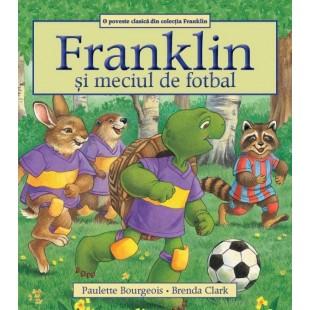 Franklin si meciul de fotbal - Povestiri pentru copii (3-9 ani)