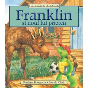 Franklin si noul lui prieten - Povestiri pentru copii (3-9 ani)