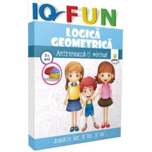Logica geometrica - Activitati de invatare prin joc (5-8 ani)