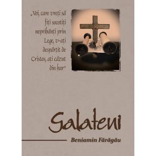 Galateni - comentariu biblic verset cu verset