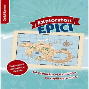Exploratori Epici - Ghidul Liderului