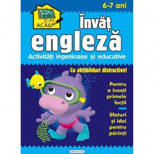 Scoala acasa - Invat engleza 6-7 ani