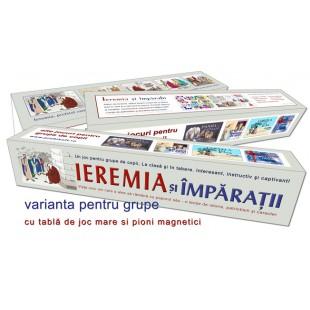 Jocuri biblice pentru copii - Ieremia si Imparatii - varianta pentru grupe