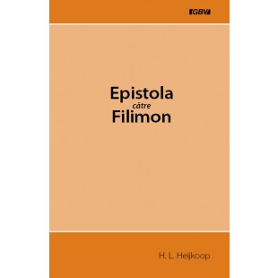 Epistola catre Filimon - comentariu biblic verset cu verset