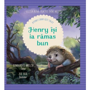 Henry isi ia ramas bun (Seria: Vestea buna pentru inimi micute) - Povestiri pentru copii