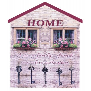 Suport chei - Home a place for family