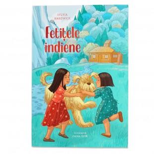 Fetițele indiene - Povestiri crestine pentru copii
