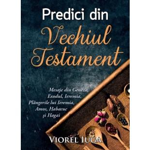 Predici din Vechiul Testament - Carte predici