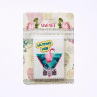 Magnet ceramic - La multi ani!