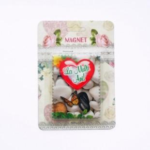 Magnet carton - La multi ani!