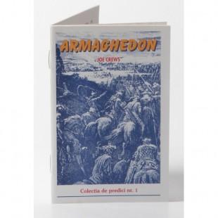 Predici scrise - Armaghedon, vol. 1 (brosura)
