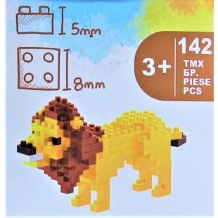 Lego - Leu, 142 buc. - Activitati pentru copii (3+)