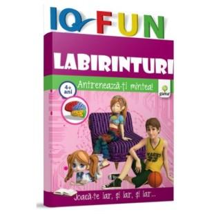 Labirinturi - Activitati de invatare prin joc (4-6 ani)