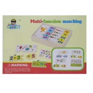 Multi-matematic - Joc de matematică