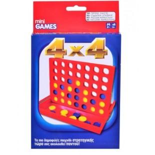 Joc de societate - 4x4 - Joc pentru copii (5+)