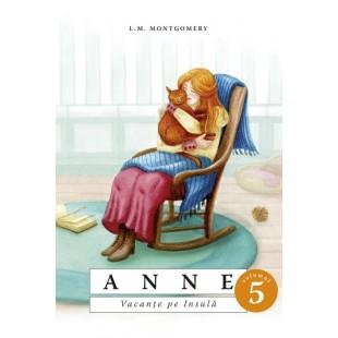 Anne. Vacanțe pe Insulă - vol. 5