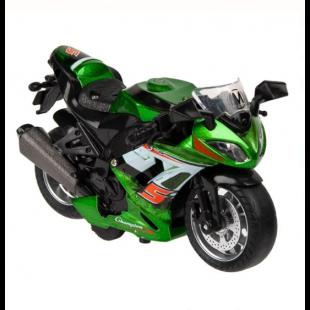 Motor de curse, verde - Jucarii pentru copii (3+)