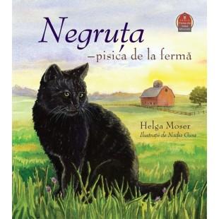 Negruta - pisica de la ferma - Povestiri crestine pentru copii