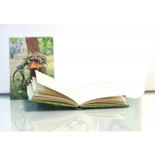 Notes cu citate motivationale - Coperta verde
