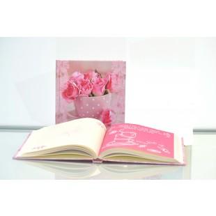 Notes cu citate - Coperta roz