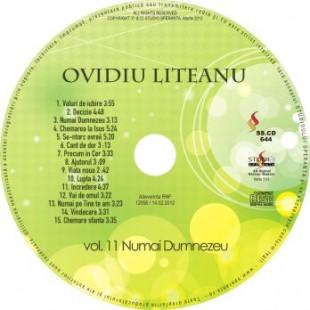 Numai Dumnezeu, vol.11, Ovidiu Liteanu