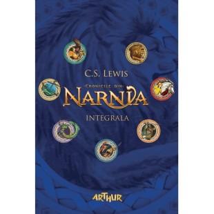 Pachet Integrala Cronicile din Narnia (volumele I-VII)
