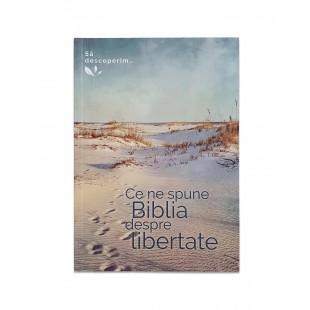 Ce ne spune Biblia despre libertate