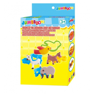 Creeaza Animale din Plastilina, DOH - Activitati pentru copii (3+)
