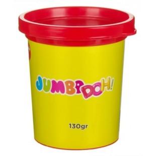 Plastilina in cutie, rosie (130gr) - Activitati pentru copii (3+)