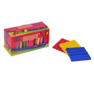 Plastilina in cutie, 12 culori - Activitati pentru copii (3+)