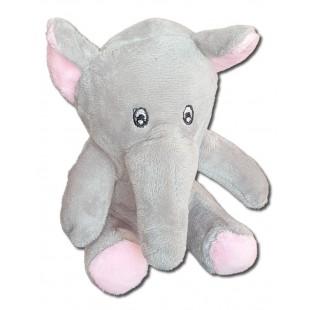 Jucarie de plus, elefant 15 cm