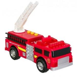 Masina de Pompieri cu lumina si sunet - Jucarii pentru copii
