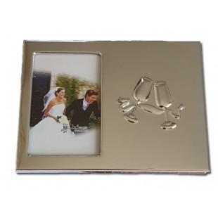Rama foto nunta - (12.5x9x1 cm)