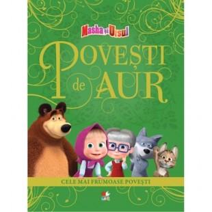 Povesti de aur - Masha si Ursul