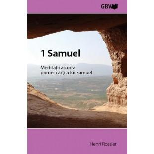 1 Samuel - Meditatii