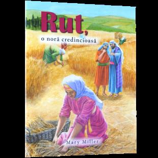 Rut, o noră credincioasă - Povestire Biblică pentru copii