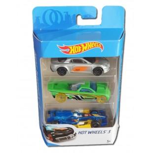 Set 3 Masini, Hot Wheels 3, Model 3 - Jucarii pentru copii