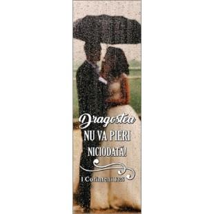 Semn de carte - Dragostea nu va pieri niciodata! (27)