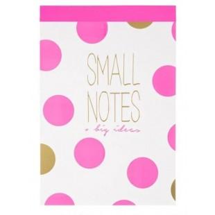 Carnet A5 - Small notes + big ideas