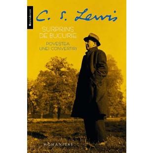Surprins de bucurie- povestea unei convertiri de C. S. Lewis