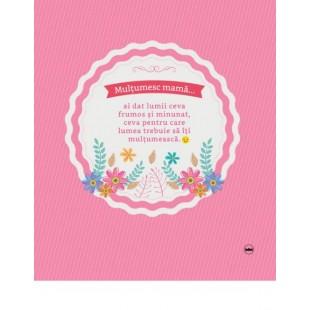Tablou cu mesaj crestin - Pentru Mama (20x25cm)