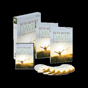 David – Setul liderului
