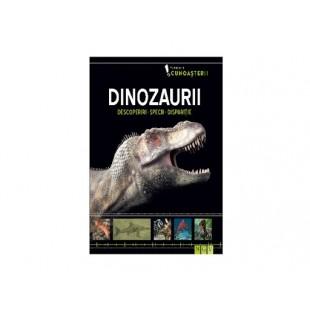 Enciclopedie copii - Dinozaurii (descoperiri, specii, disparitie)
