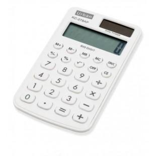 Calculator de birou, alb - 8 cifre (6x8 cm)