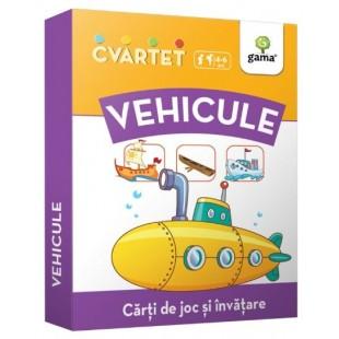 Vehicule - Carti de joc si invatare (4-6 ani)