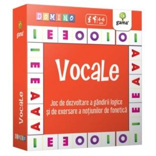 Vocale - Joc de dezvoltare (4-6 ani)