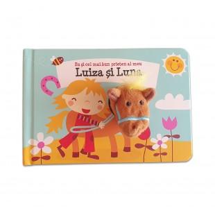 Carte copii - Eu si cel mai bun prieten al meu Luiza si Luna