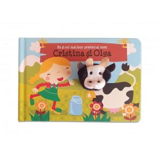 Carte copii - Eu si cel mai bun prieten al meu Cristina si Olga