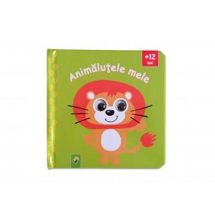 Carte copii - Animalutele mele (+12 luni)