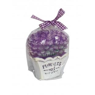 Lumanare parfumata - Lavender Flowers